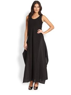 Lafayette 148 New York Angie Maxi Dress