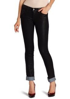 JET Corp Women's Wax Slim Jean