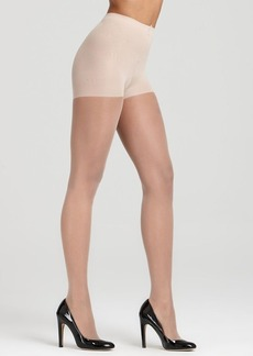 HUE Tights with Control Top - No Waistband #U5973N