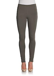 Lafayette 148 New York Skinny Zip Pants
