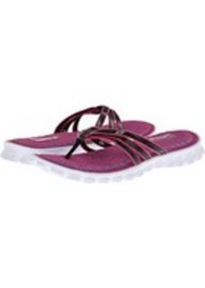SKECHERS Sport Cooling Gel 3 Strap Thong Sandal