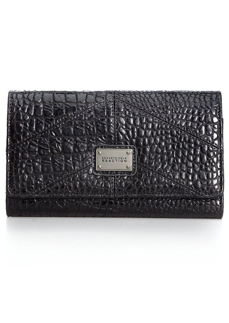 Kenneth Cole Reaction Wallet, Mercer Street Flap Clutch