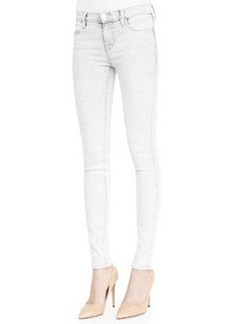 J Brand Jeans 910 Silver Sky Low-Rise Skinny Jeans