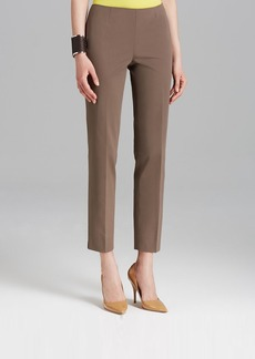 Lafayette 148 New York Bleeker Cropped Pants