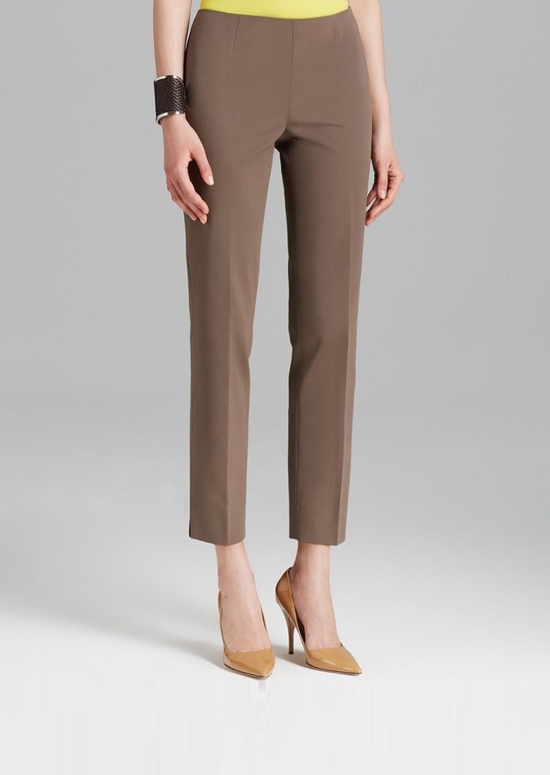 Lafayette 148 New York Bleeker Cropped Pants