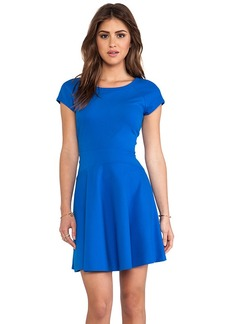 Diane von Furstenberg Delyse Dress in Blue