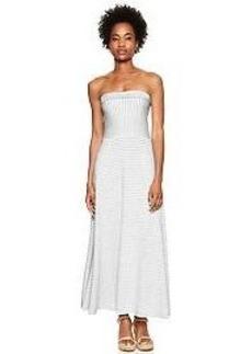 Stripe 4-in-1 dress
