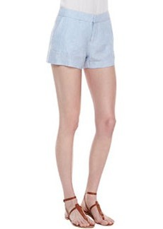 Joie Merci Linen Shorts