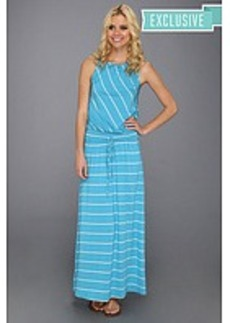 Michael Stars Harlow Stripe Maxi Dress