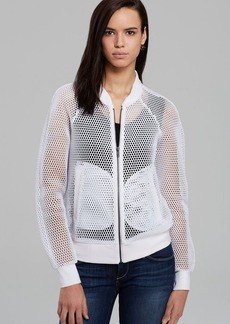Milly Jacket - Honeycomb Bomber