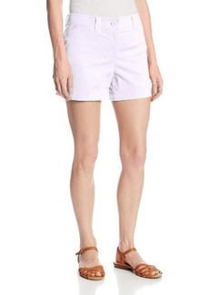 Jones New York Women's Cuff-Tab Short