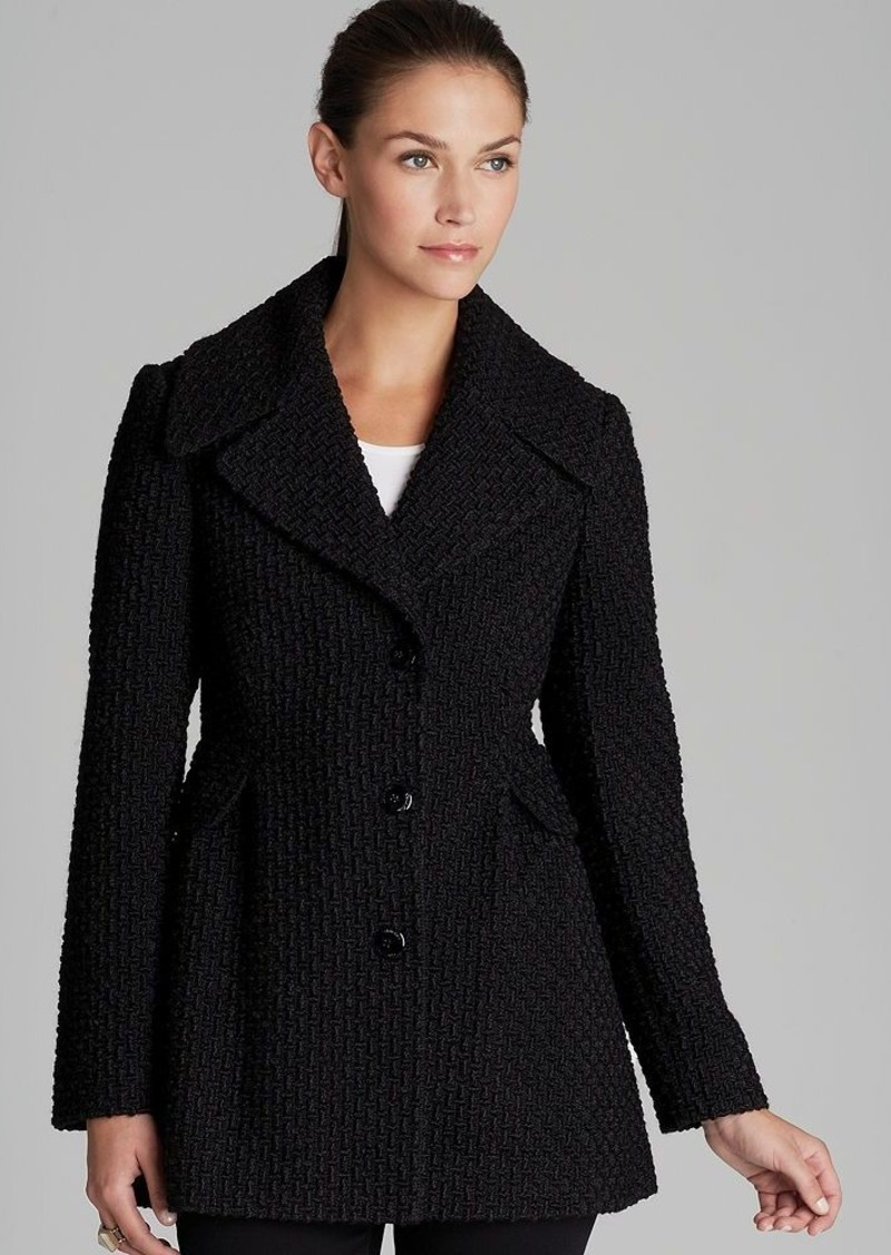 Calvin Klein Coat - Basketweave