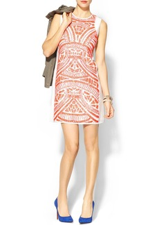 Shoshanna Coachella Valley Sequins Dress