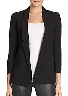 French Connection Fast Connie Tuxedo Jacket
