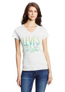 Levi's Women's Mfg Co Tee