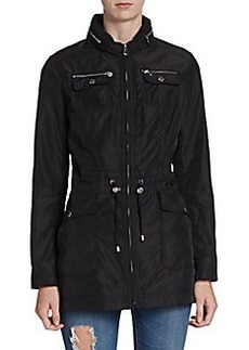 Laundry by Shelli Segal Multi-Pocket Anorak