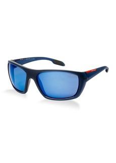 Prada Linea Rossa Sunglasses, PS 01OS