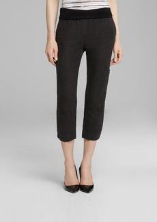 DKNY Pure Draped Knit Utility Pants