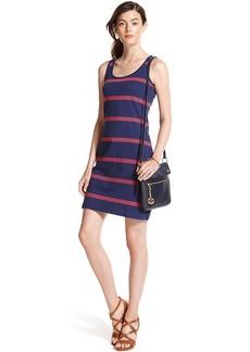 Tommy Hilfiger Striped Tank Dress