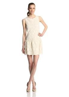 Ella Moss Women's Hanalei Lacedropwaist Sleeveless Dress