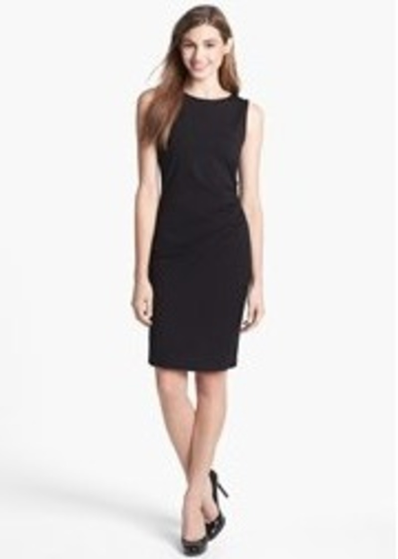 Kenneth Cole New York 'Hilary' Sheath Dress (Petite) (Petite)