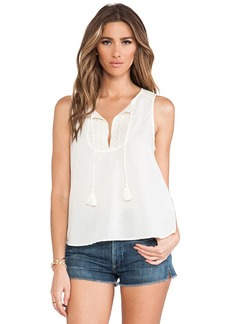 Soft Joie Dimi Top in Ivory