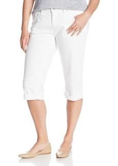 Levi's Women's Plus-Size Capri