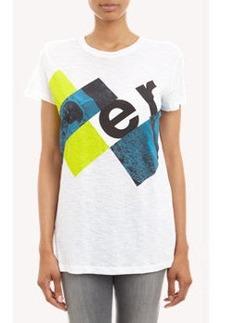 Proenza Schouler Graphic Print T-shirt