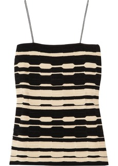 M Missoni Crochet-knit camisole