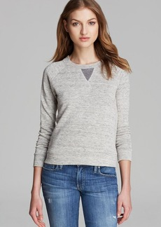 J Brand Sweatshirt - Debbie College Fleece