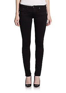 AG Adriano Goldschmied Solid Super Skinny Jeans