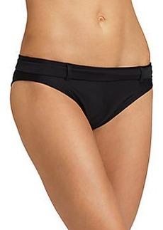 Shoshanna Basics Belted Bikini Bottom