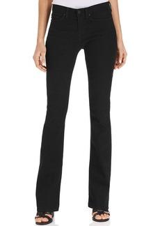 Calvin Klein Jeans Modern Bootcut Jeans, Black Wash