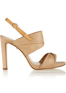 Diane von Furstenberg Jacey leather sandals