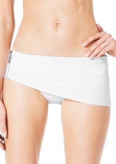 MICHAEL Michael Kors Tunisia Skirted Swim Bottom