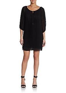 Diane von Furstenberg Keoni Pleated Dress