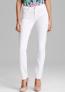 AG Adriano Goldschmied Jeans - Prima Cigarette Leg in White