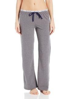 Tommy Hilfiger Women's Logo Waistband Pajama Pant