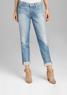 7 For All Mankind Jeans - Josephina Rolled Hem in Authentic Pacific Cove