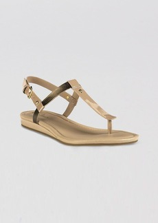 Cole Haan Flat Thong Sandals - Boardwalk