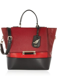 Diane von Furstenberg 440 leather tote