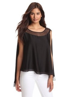 ELIE TAHARI Women's Fierra Blouse