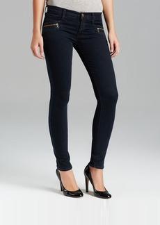 Hudson Jeans - Chimera Zip Skinny in Blue Wild