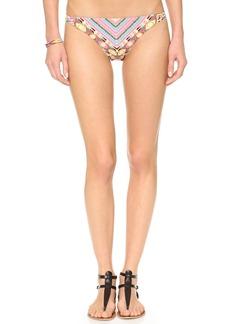 Mara Hoffman Divine Basket Weave Bikini Bottoms