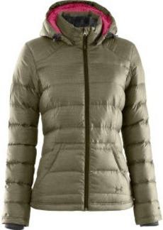 Under Armour Coldgear Infrared Barrow Down Jacket - Women's