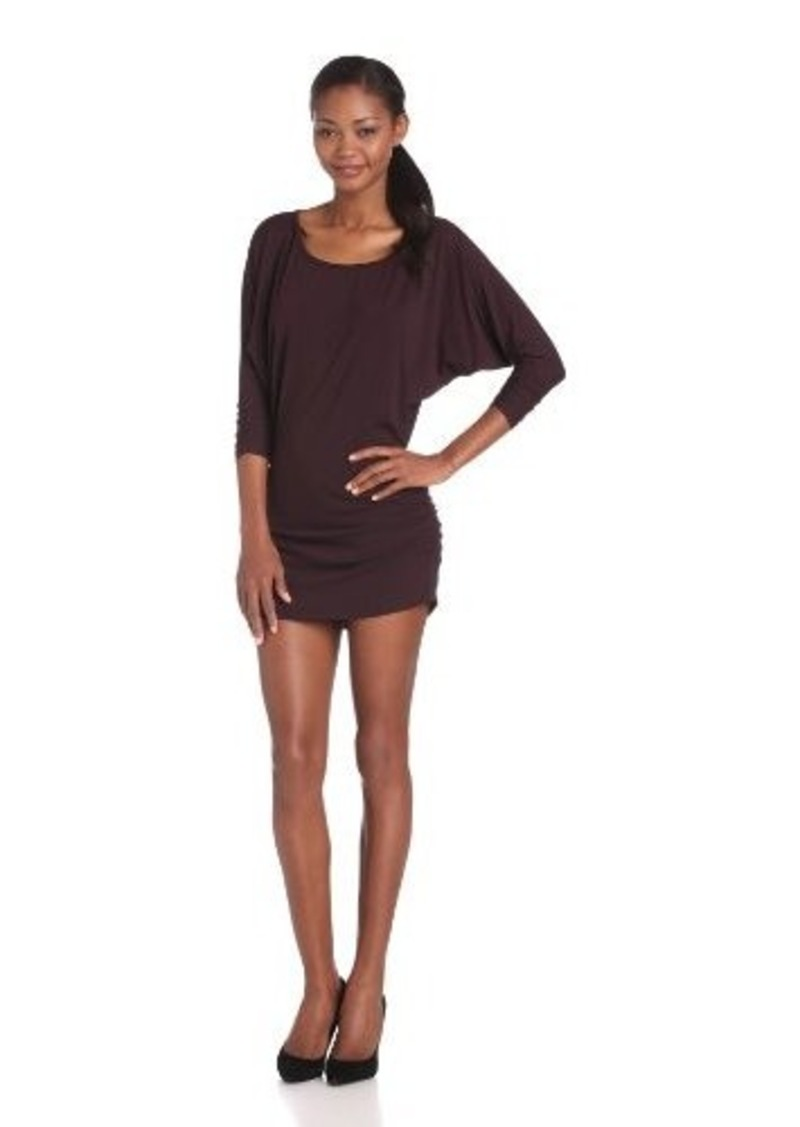 Susana Monaco Women's Light Supplex Kimono Convertible Top or Dress