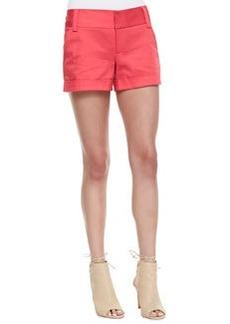 Cady Cuffed Shorts, Pink   Cady Cuffed Shorts, Pink
