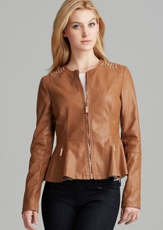 GUESS Jacket - Emily Faux Leather