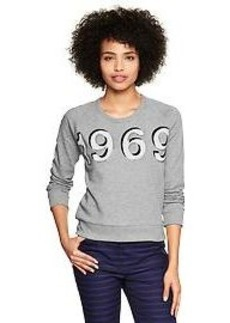 Logo shadow sweatshirt