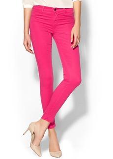 J Brand Luxe Sateen Skinny Jean